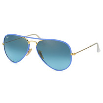 Óculos De Sol Ray Ban Aviador Full Color Rb3025-j-m
