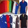 Kit 10 Camisa Polo Marcas* Frete Grátis*, Atacado, Revenda