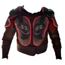 Colete Biônico Armadura Rage Proteç Coluna E Cinta Motocross
