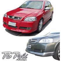 Spoiler Dianteiro Astra Hatch E Sedan 2003 A 2012 Com Tela