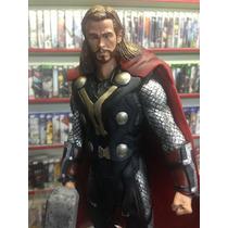 Estatua Resina Thor Avengers Marvel Comics 33cm Ótimo Preço