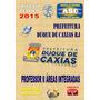 Apostila Prefeitura Duque Caxias Rj Professor I I 2015