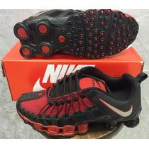 Tenis Nike Shox 12 Molas Na Caixa Mais Barato Frete Gratis