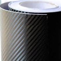 Envelopamento Adesivo Fibra Carbono 5mt X0,50cm Frete Gratis