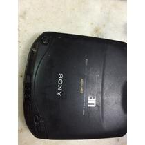 Antigo Discman Sony P/ Reparo