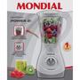 produto Liquidificador Power 2i Nl-26 400w Mondial - 110v