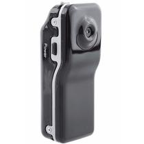 Mini Câmera Espia Md80 Full Hd 1080 Dpi - Sensor Movimento