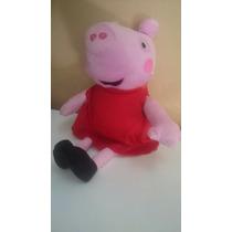 Boneca De Pelúcia Peppa Pig Original Pronta Entrega!