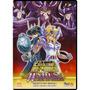 Dvd Os Cavaleiros Do Zodíaco: Hades A Saga Do Inferno Vol3