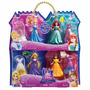 Bonecas Mini Princesas Disney - Kit Magiclip - Mattel