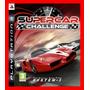 Supercar Challenge Midia Fisica Usado - Ps3