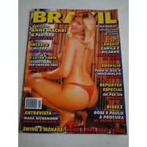 Revista Brazil Sex Magazine Ano. 15 N° 95