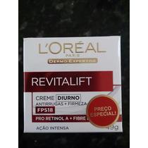 Revitalift Loreal 49 Gramas Diurno Fps18