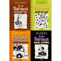Diário De Um Banana Do 7 E 8-capa Brochura 9 E 10-capa Dura
