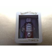 Relogio Decorativo Bomba De Gasolina Antiga Timex