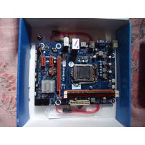 Placa Mãe Pcware Ipmh61p1 Lga1155 Intel Core I3 I5 I7 Ddr3
