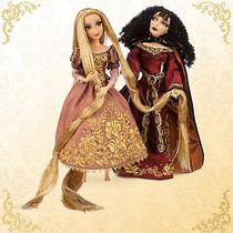 Rapunzel E Gothel Disney Fairytale Designer Collection