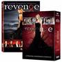 Coleção Dvd - Revenge 1ª E 2ª Temporada - 10 Dvds - Original