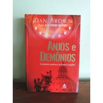Livro Anjos E Demônios Dan Brown Ed Sextante