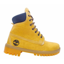 Bota Timberland Boot Yellow + Frete Grátis + Garantia