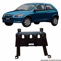 Protetor De Carter Chevrolet Celta Modelo Original Rq Shop