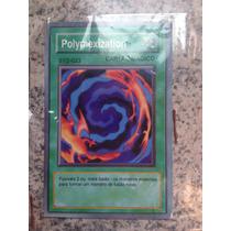 Minicard/mini Carta -yu-gi-oh -polymexization-polimerização