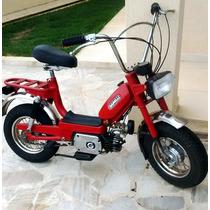 Moto Mini Garelli Katia Otimo Estado Restaurada