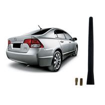 Haste De Metal Universal Estilo New Civic 20cm