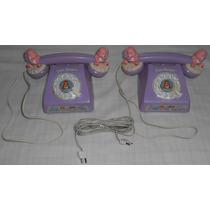 Ursinhos Carinhosos Telefone Interfone 1983 Care Bears Impor