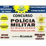 Concurso Polícia Militar Minas Gerais - Interior - Soldado