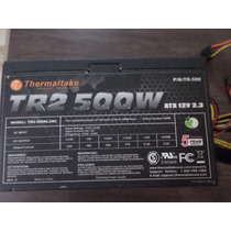 Fonte Atx 500w Real Thermaltake Tr-500 Frete Grátis