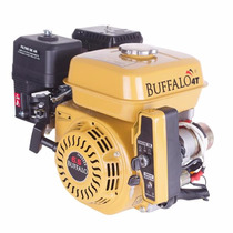 Motor Gasolina Buffalo 6,5 Hp Profissional P/ Elétrica Barco