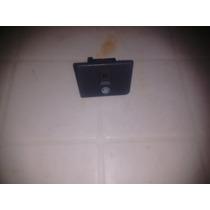 Botão Led Luz Alarme Painel Gm S10/ Blazer 97/00
