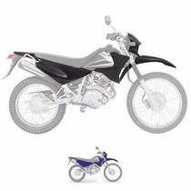Kit De Carenagem Yamaha Xtz 125 - Até 2008 - S/ Adesivos