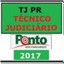 Material Tj Pr 2017 Ponto Pos Edital tec.judiciário