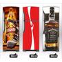 Adesivos De Geladeira Skin Bebidas, Retro, Animais Fosco