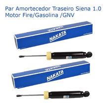 Amortecedor Traseiro Siena 1.0 Fire 16v 2001/2002/2003/2004