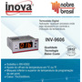 Controlador De Temperatura Inv 9606 Inova Termostato Digital