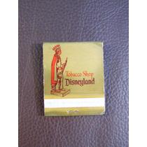 Caixa De Fosforo - Disneyland - Tobacco Shop