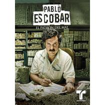Pablo Escobar O Senhor Do Tráfico - Brinde A Série Narcos