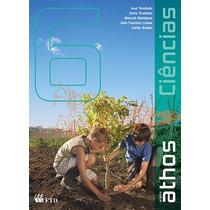 Livro Ciências 6º Ano Projeto Athos Ed. Ftd