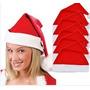 Gorro Do Papai Noel, Vc Pronta Para O Natal. Frete Gratuito.