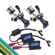 Kit Xenon Lâmpada H27 - Completo Com Reator