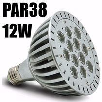 Lâmpada Power Led Dicróica Par38 E27 6400k Branca 12w Bivolt