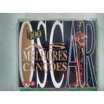 Cd 100 Anos Oscar Melhores Cançoes Ja