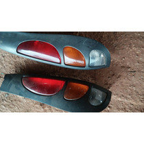 Lanternas Traseiras Marea Wekkend Com Circuito Tudo Original