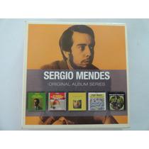 Box Cd Sergio Mendes - Original Album Series