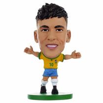 Neymar Junior - Boneco Mini Craques Do Brasil