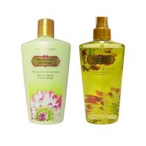Kit Midnight Mimosa Victorias Secret 250 Ml Creme E Colonia