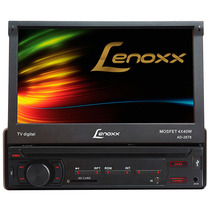 Dvd Player Automotivo Lenoxx Tela Retrátil Com Tv Ad2678